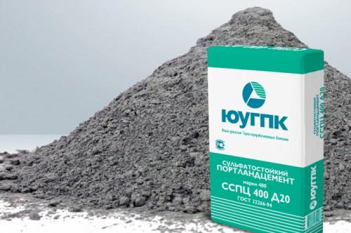 Что представляет из себя сульфатостойкий цемент