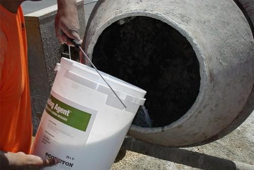 бетон мера