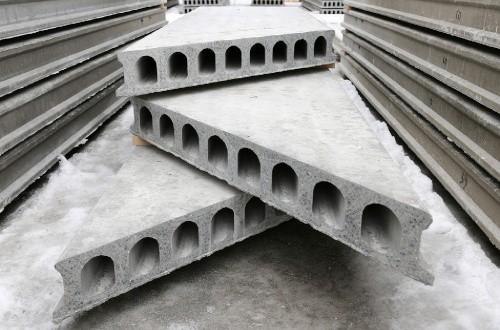 вид бетона для пустотных плит