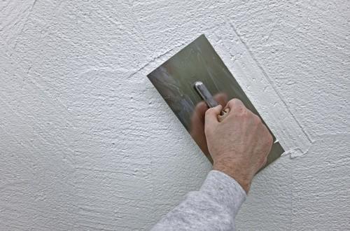 Сколько сохнет штукатурка на стенах цементным раствором на улице производство бетона сочи
