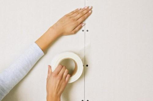 Чем замазать швы гипсокартона на стене
