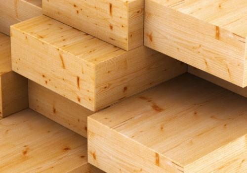 ЛВЛ брус: эксплуатационные свойства материала