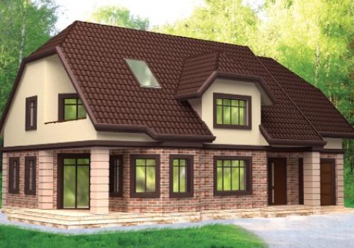 Полувальмовая крыша: что это такое и особенности сборки