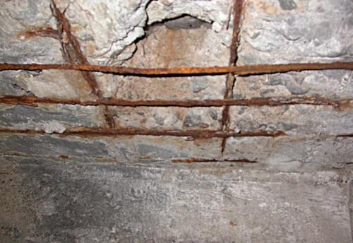 Выкрашивание бетона причины плотность строительных растворов и материалов
