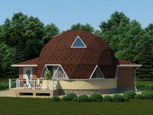 Купольный дом 4