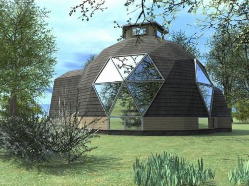 Купольный дом 5