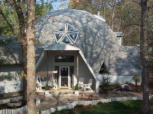 Купольный дом 6