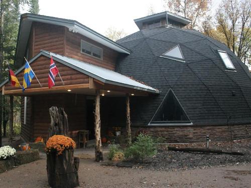 Купольный дом 3