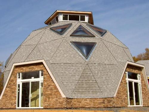 Купольный дом 2