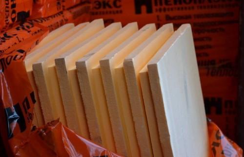 Плиты Пеноплекс: характеристики, разновидности, преимущества