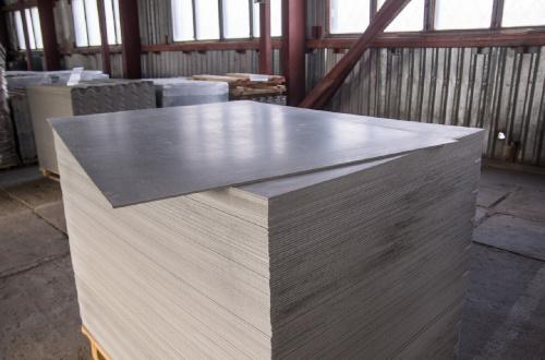 Фиброцементные плиты: техническая характеристика и назначение