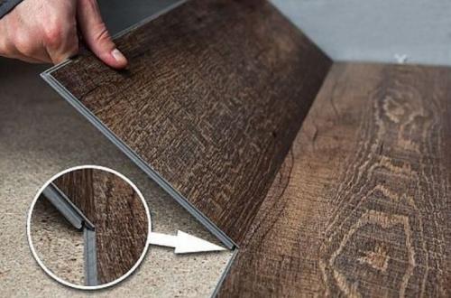 Какая лучше кварцвиниловая пвх плитка: замковая или клеевая