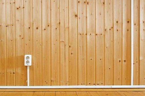 Открытая проводка в квартире и доме: требования и особенности монтажа