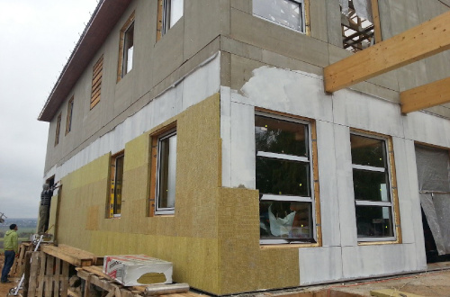 Цементно-стружечная плита: свойства, виды и сфера применения