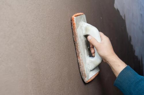 Сколько сохнет штукатурка на стенах в помещении