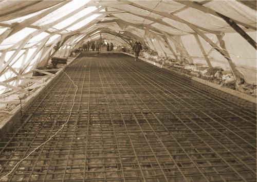 Прогрев бетона в зимнее время: методы и оборудование