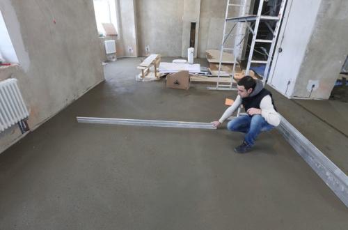Укрепление бетона методом железнения: виды и технология